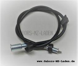 Tachowelle, schwarz - A/M 955 für alle ES175, ES250, ES300-Modelle