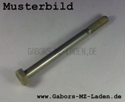 Sechskantschraube zur Ankerbefestigung SW 14mm M7x90 TGL931