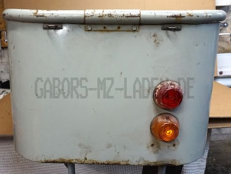 Load Side Car with frame