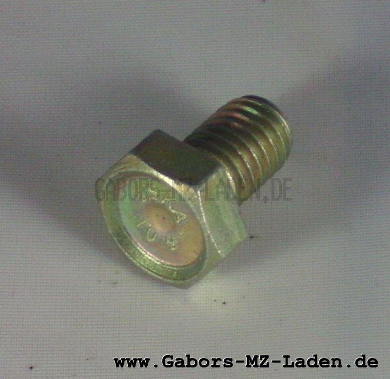 Sechskantschraube M8x12 DIN 933 verzinkt SR2, SR2E