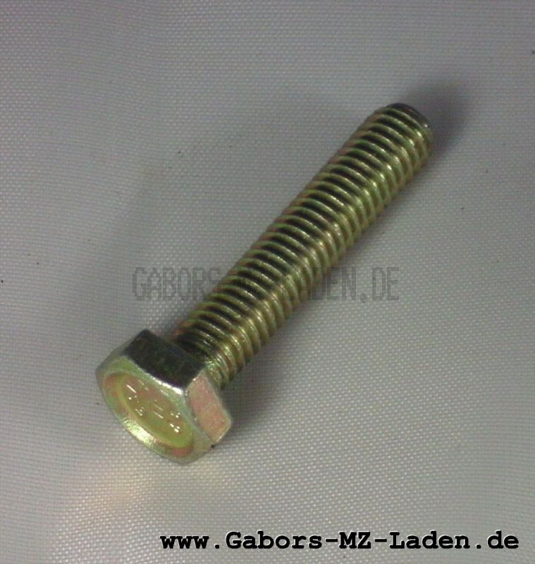 Sechskantschraube M6x30 TGL 0-933-8.8