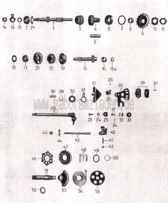 23. Getriebe