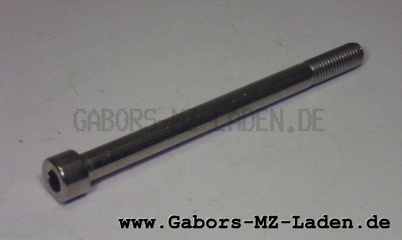 Zylinderschraube M7x90 m. Innensechskant verz.