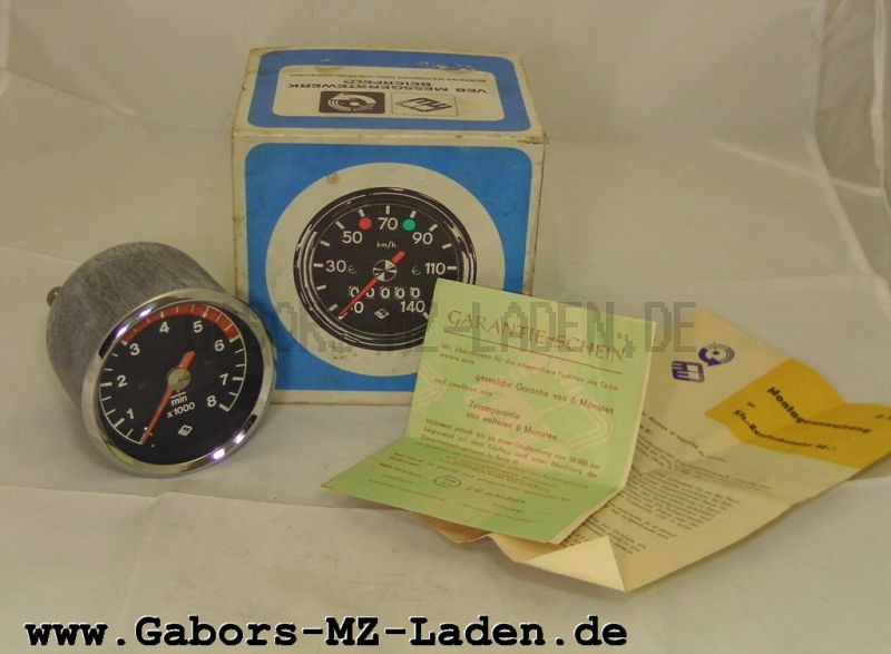 Drehzahlmesser 3.0245/04  TS 250/1