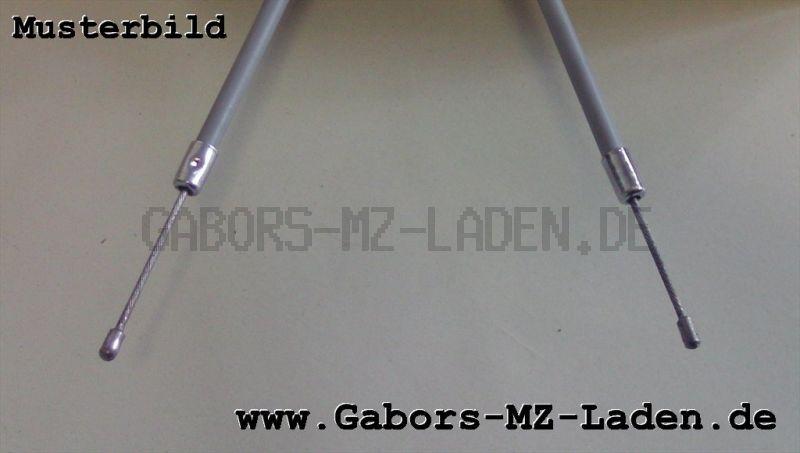 Bowdenzug/Seilzug Gas  IWL Troll TR150 Grau
