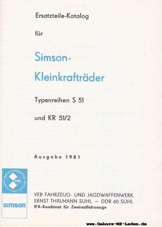 KR51/2 N