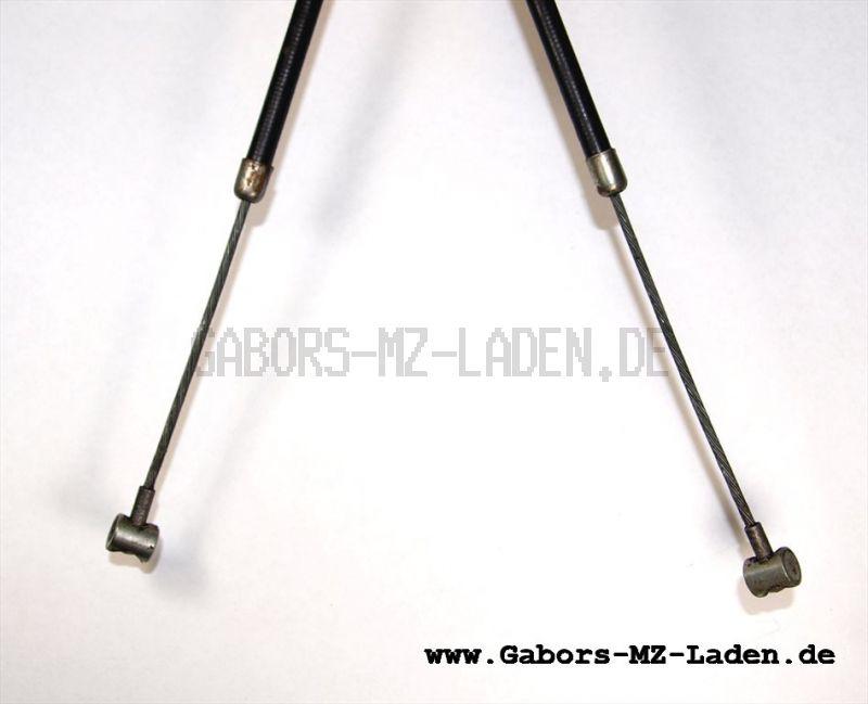 Bowdenzug/Seilzug Handbremse hoch - A 1235x1067x150,5 TGL 39-285