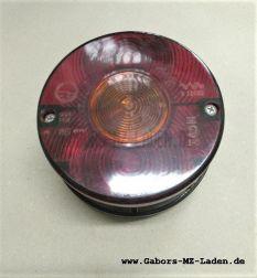 Rückleuchte / Heckleuchte / Dreikammerleuchte rund für ZT300-303 RS09 GT124 T157 HP500 - 8522.15