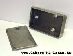 Werkzeugkasten für Gepäckträger IWL Pitty, Wiesel, Berlin, Troll, SR56, SR59, TR150