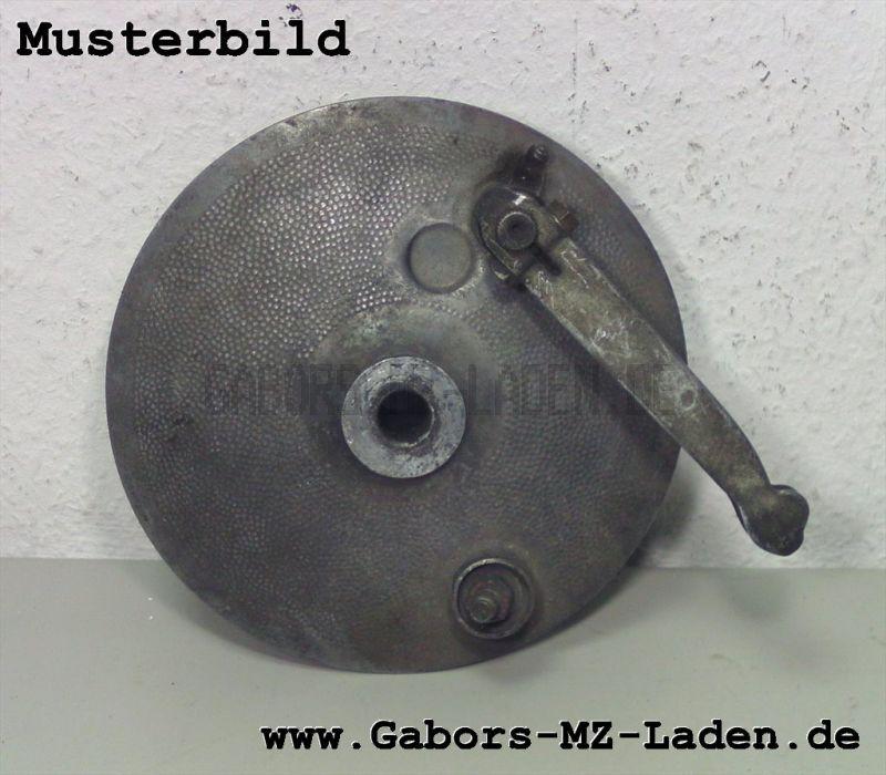 Gegenhalter Hinterrad für 150mm Trommel, ETZ 125, 150, MZ 500 R, NR, VR