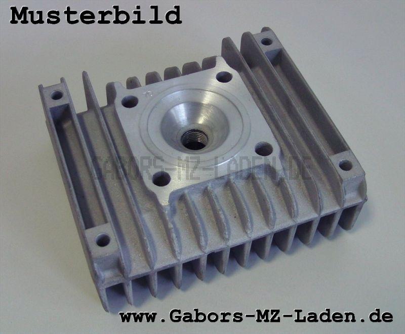 Originaler Zylinderkopf S70 Glasperlgestrahlt, Verdichtung ca. 1:10,5