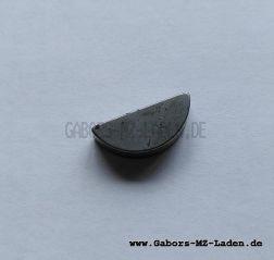 Scheibenfeder 6X9 DIN 6888,  TGL 9499