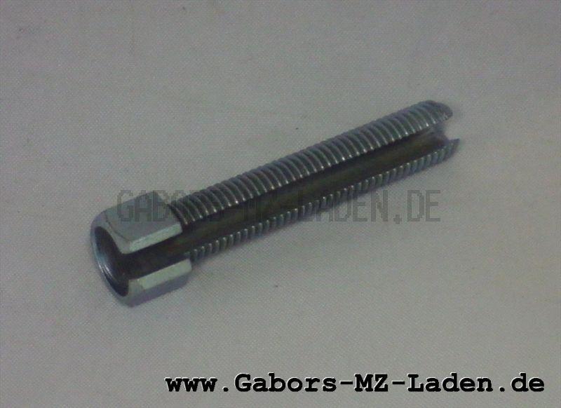 Stellschraube zum Seilzug M8x1 40mm lang