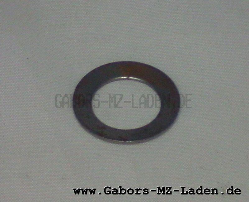 Distanzscheibe zur Rückholfeder, Schaltung ETZ 125/150