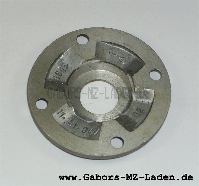 Dichtkappe ES/TS 125,150 (für Wellendichtring 17x30x7)