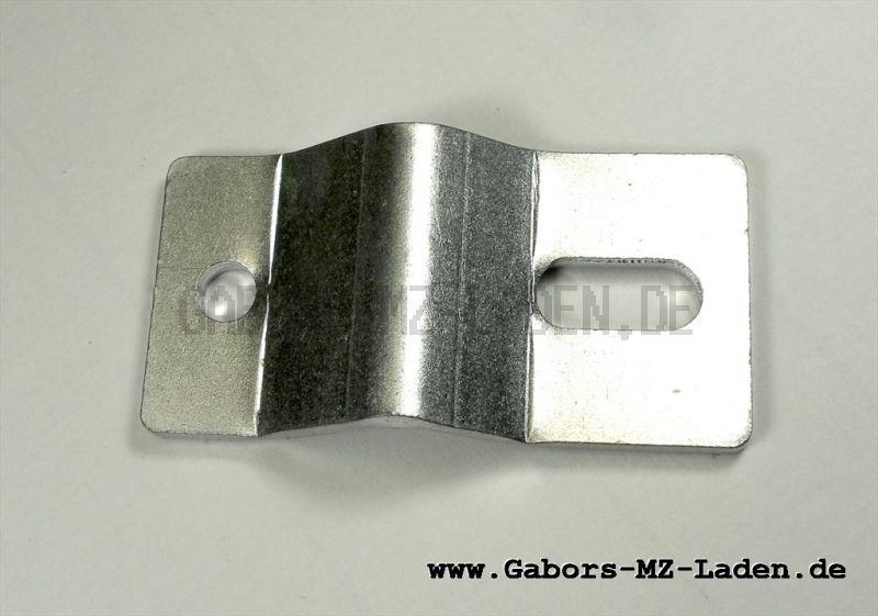 Halterung / gebogene Flacheisen / Aluboxhalter IWL Campi
