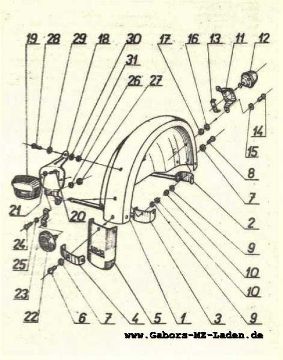 06. Kotflügel II
