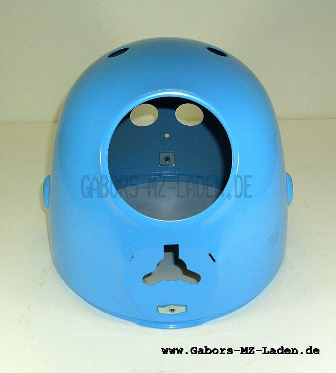 Scheinwerfergehäuse mit Tachoausschnitt, Hellblau