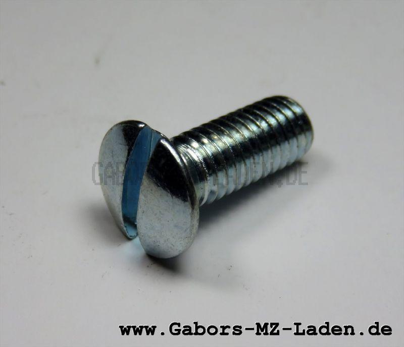 Linsensenkschraube AM6x16 DIN 964 TGL5687 verzinkt