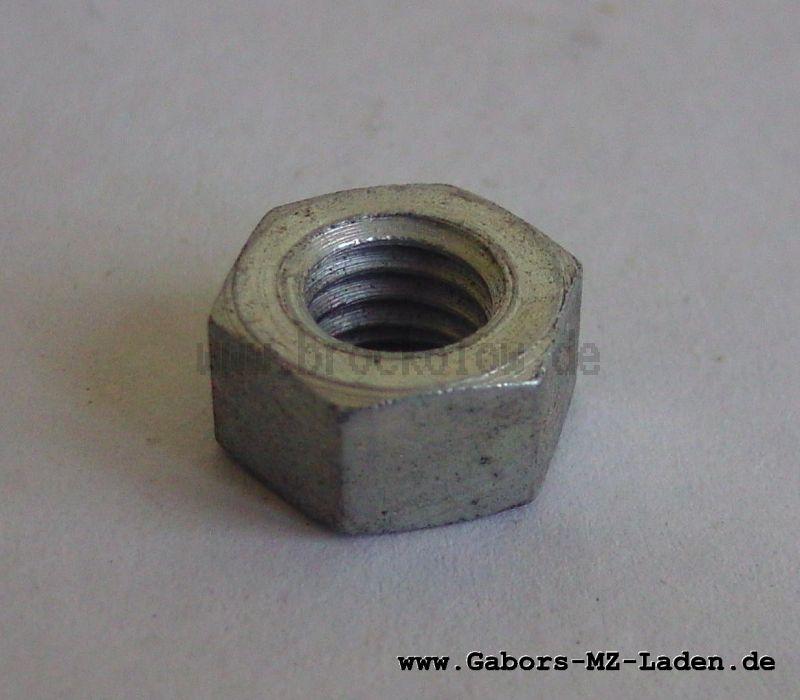 Sechskantmutter M8 12mm Schlüsselweite