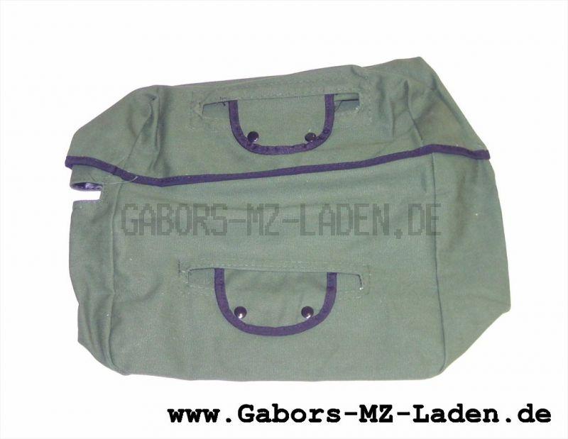 Tarnbezug (Segeltuchhülle) für Packtasche mit Spaten