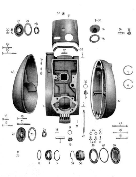 02. Gehäuse (Tafel 3 enthalten)