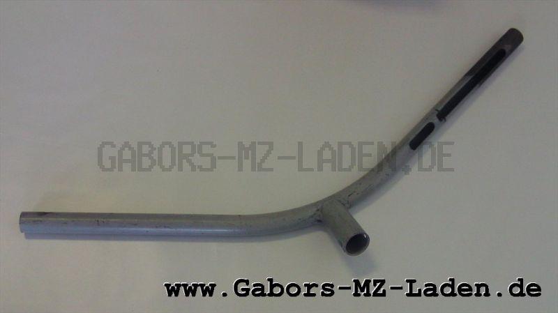 Lenkerrohr Schwalbe  KR51, Star, Sperber, Habicht  (Lenker neue Ausführung - lang - Rohrdurchmesser 22 mm