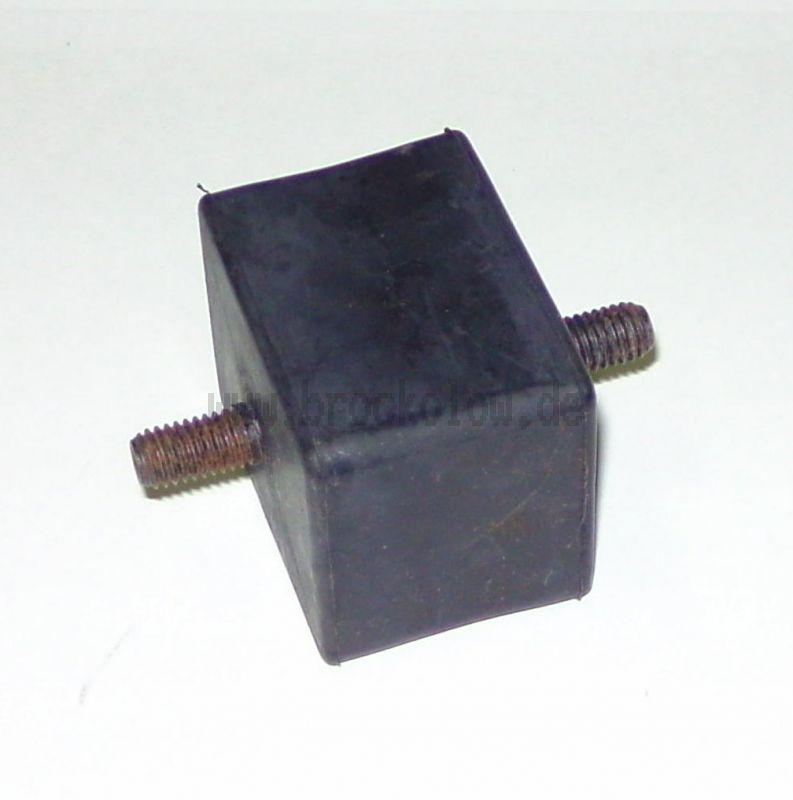 Gummielement für elastische Motoraufhängung (Silentblock)