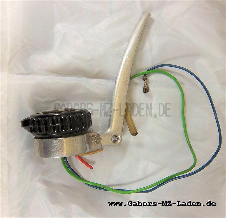 Clutch grip with switch Tatran 125