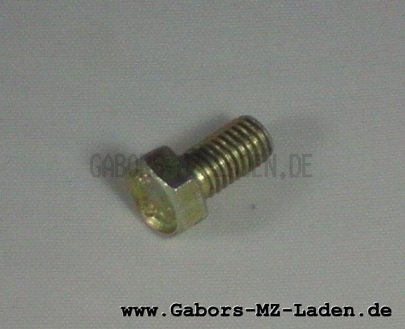 Sechskantschraube M5x10 TGL 0-933-8.8