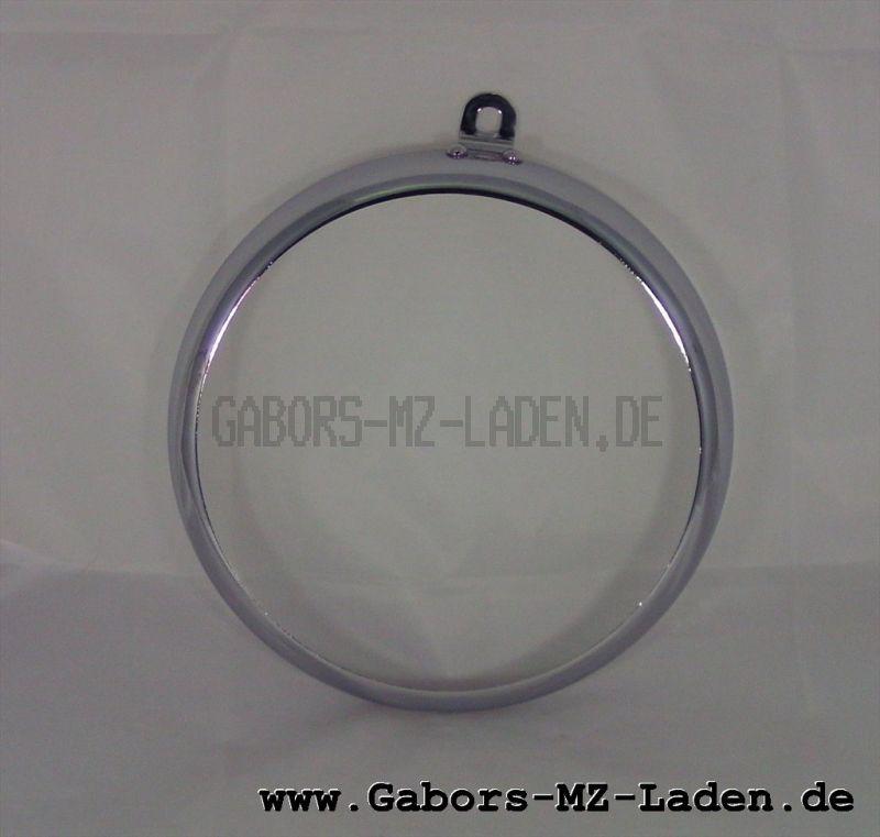 Scheinwerferring passend für BK 350, EMW, AWO Ø160/176mm chrom