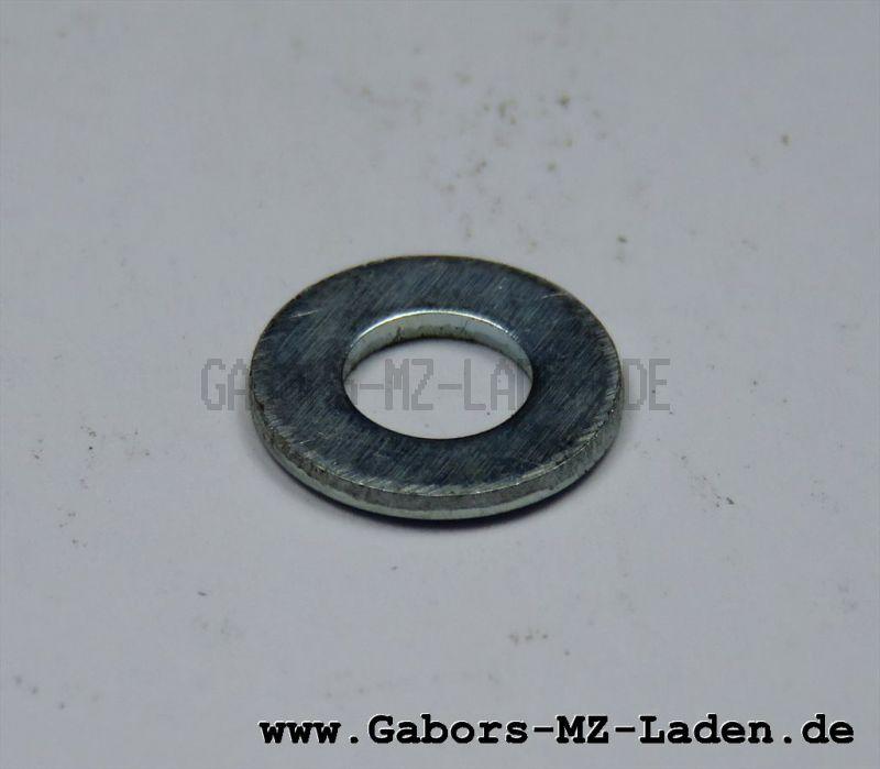 Scheibe 4,3 TGL 0- 125- St