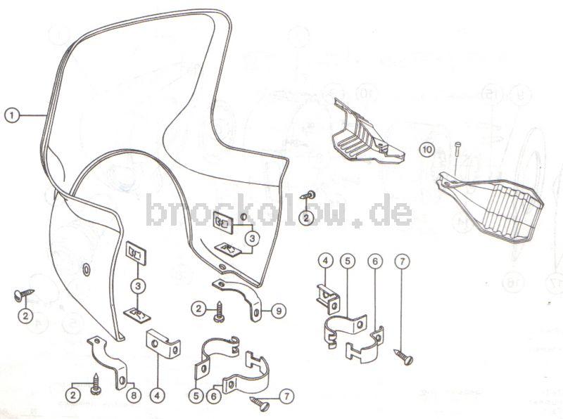 2.22.     Zubehör - Lampenverkleidung - Handschutz