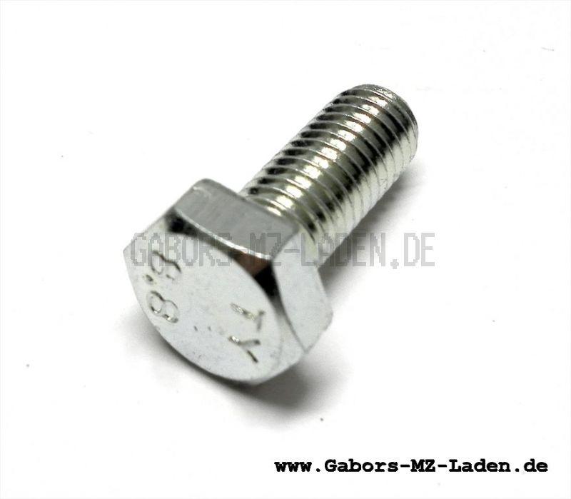 Sechskantschraube M8x20, DIN 933, TGL 0-933-8.8