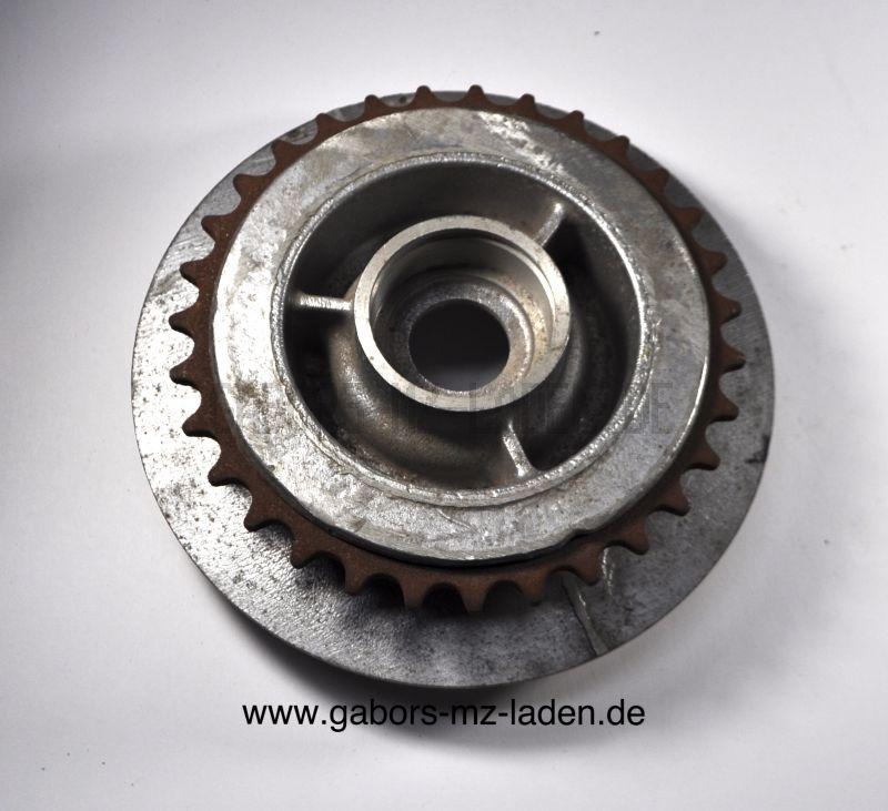 Mitnehmer Z=31 - Hinterradantrieb - Roller SR50, SR80