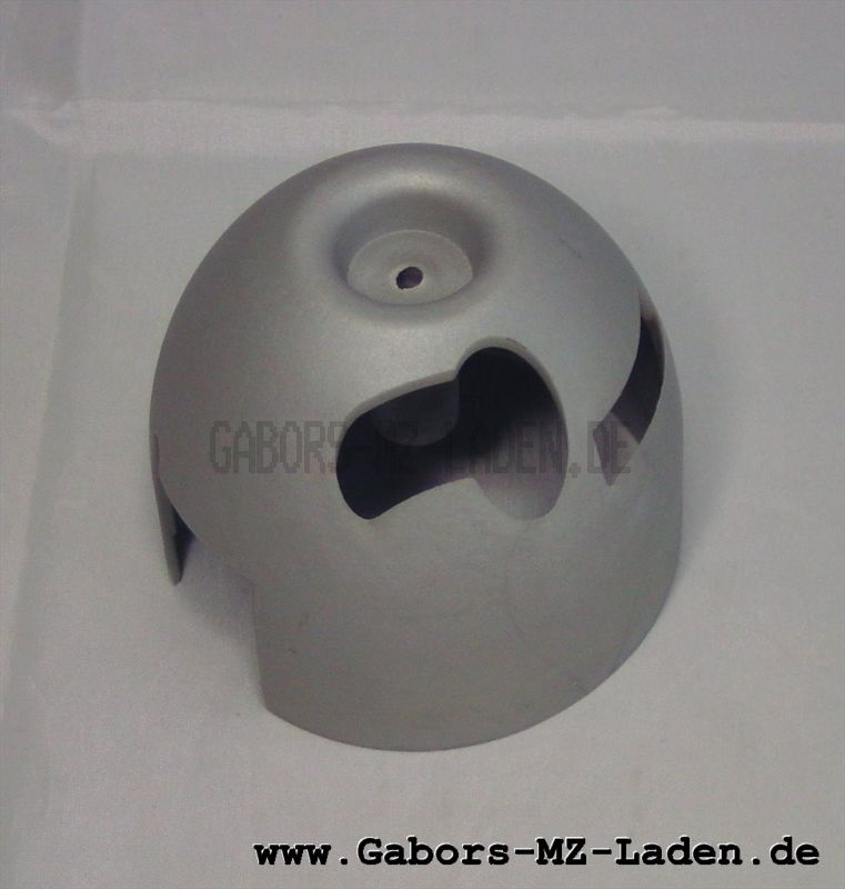 Plasteabdeckung für Tachometer grau, Silverstar  Kappe für Tachometer