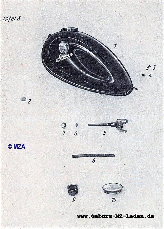 03. Kraftstoffbehälter