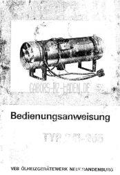 Ölheizgerätewerk Neubrandenburg 241-265