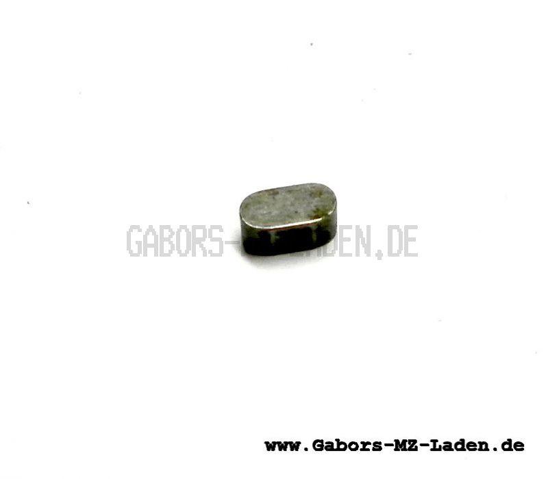 Paßfeder A4x4x8 TGL 9500