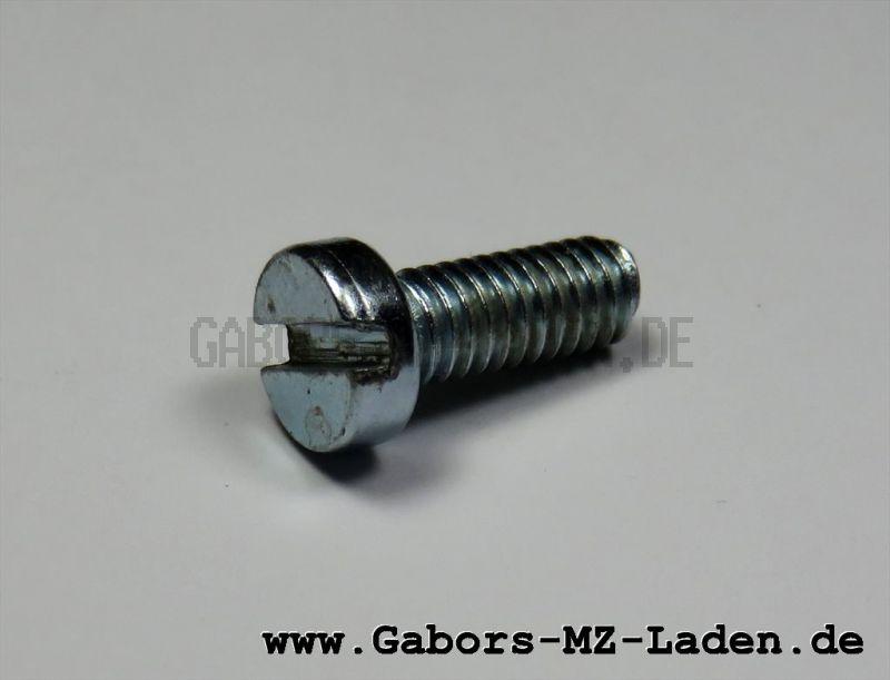 Zylinderschraube M4x10  TGL 0-84-4.8