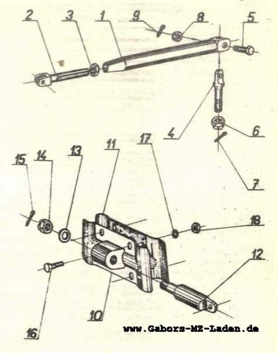 09. Verbindungsteile II