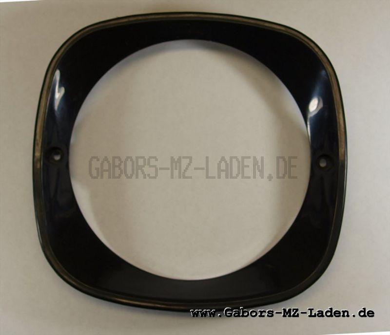 Blendrahmen 8706.7-200:1/2 (Lampenring, schwarz)  -