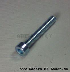 Innensechskantschraube AM4x25 DIN 912 verzinkt