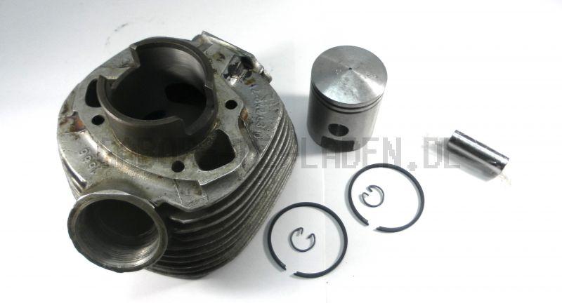 Zylinder/ Kolben komplett ES 125, regenerieren, incl. Kolben, Bolzen, Ringen und Sicherungsringen