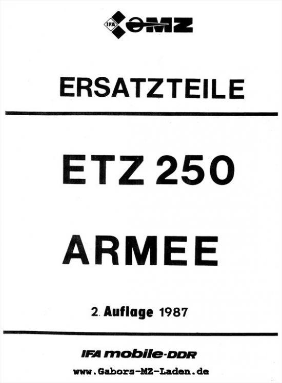 ETZ 250/A