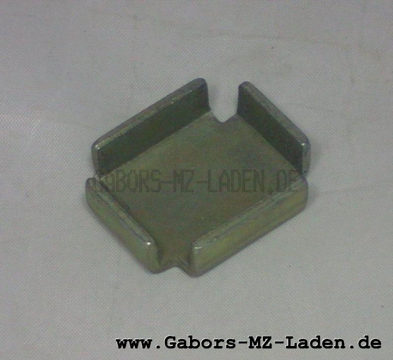 Bremsbackenzwischenlage 2,0 mm