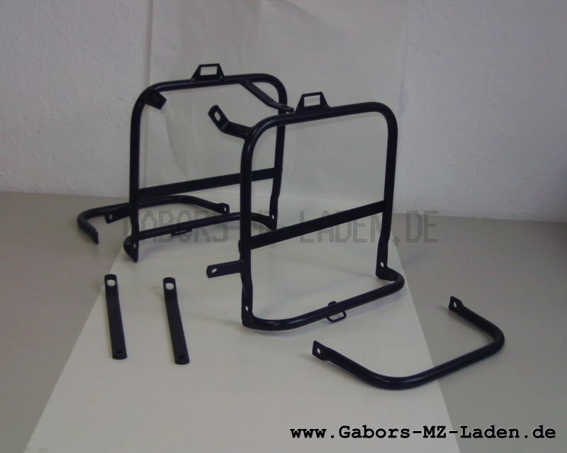 Side carrier for Luggage, set for bothe sides, without fastening material