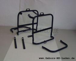 Seitengepäckträger Satz passend für Pneumant Koffer, ohne Schrauben