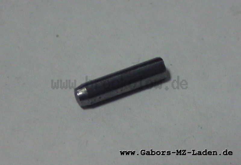 Zylinderkerbstift 2,5x10 TGL 0-1473-5.8
