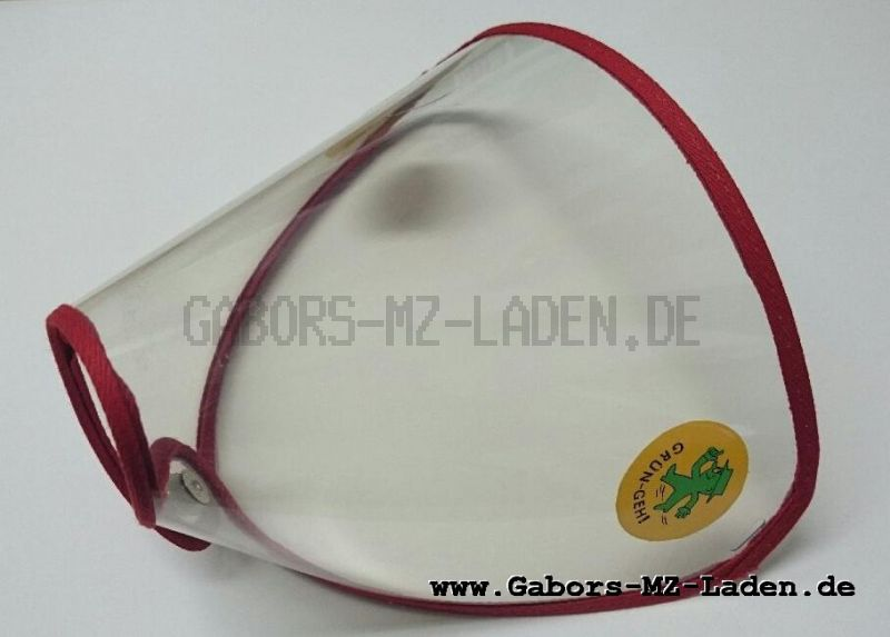 DDR Kindergesichtsschutz, ohne Gummi, Fahrrad Simson